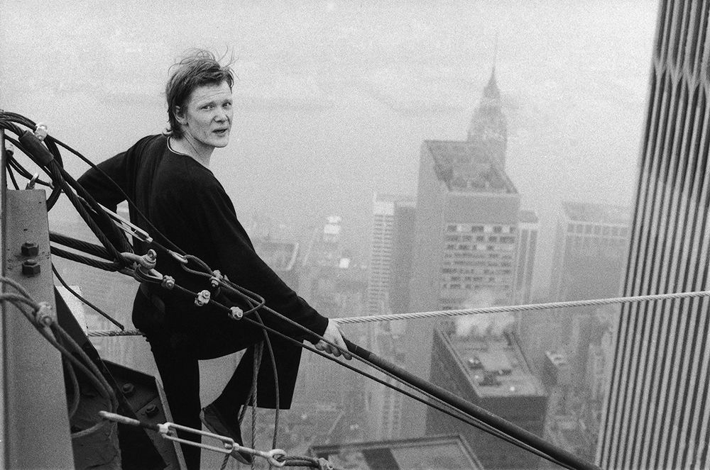 The real story behind Philippe Petit's World Trade Center