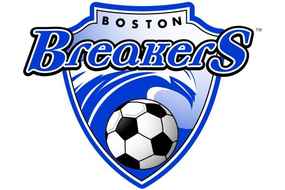 Boston Breakers wide logo
