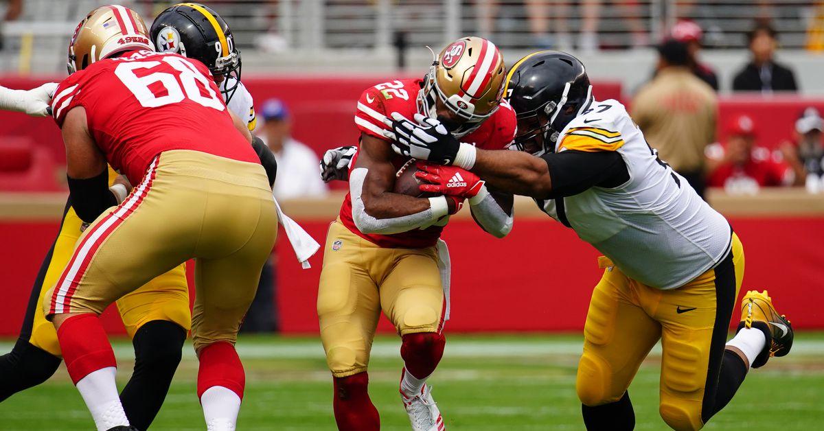 Steelers vs. 49ers, Week 3: Second-half live updates and open thread