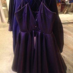 Sane mini dress, $120