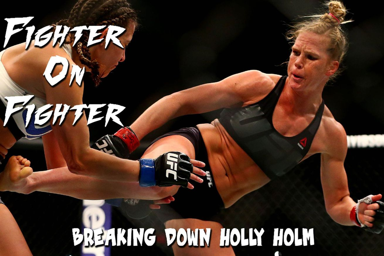 Fighter on Fighter: Breaking down UFC Fight Night 111's Holly Holm