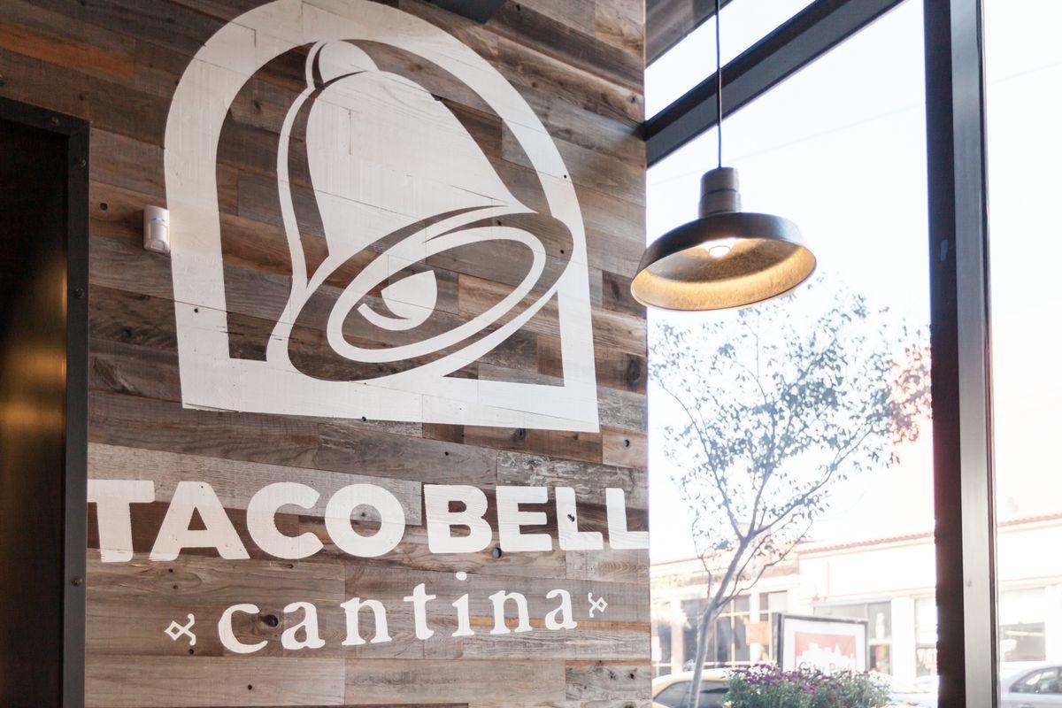 Taco Bell Cantina in San Francisco.