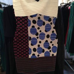 Cut25 Dress, $150
