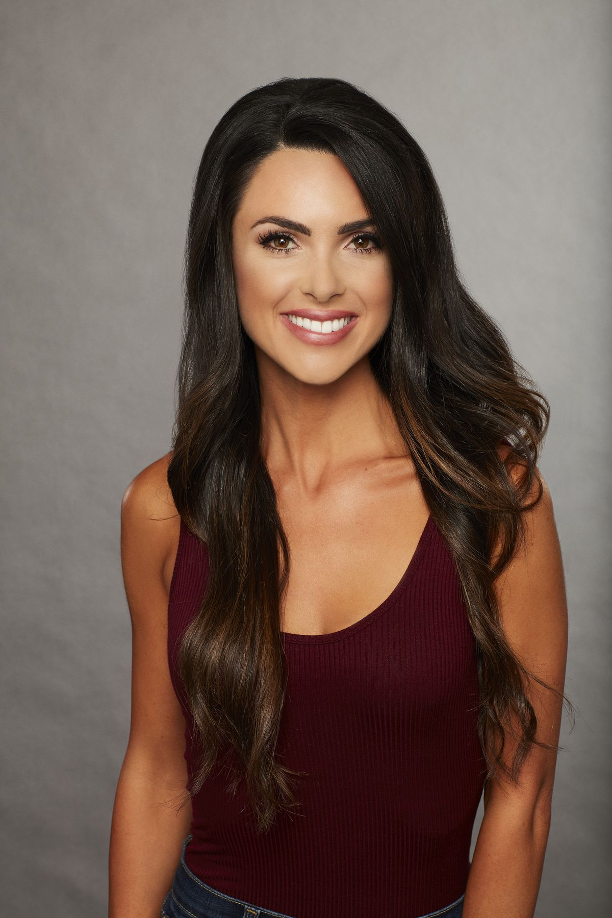 Bachelor contestant Bri, 25