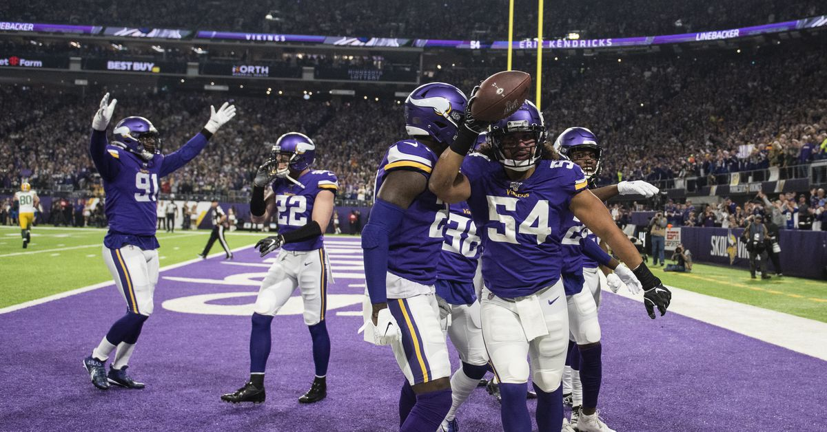 Four more Vikings selected as Pro Bowl replacements