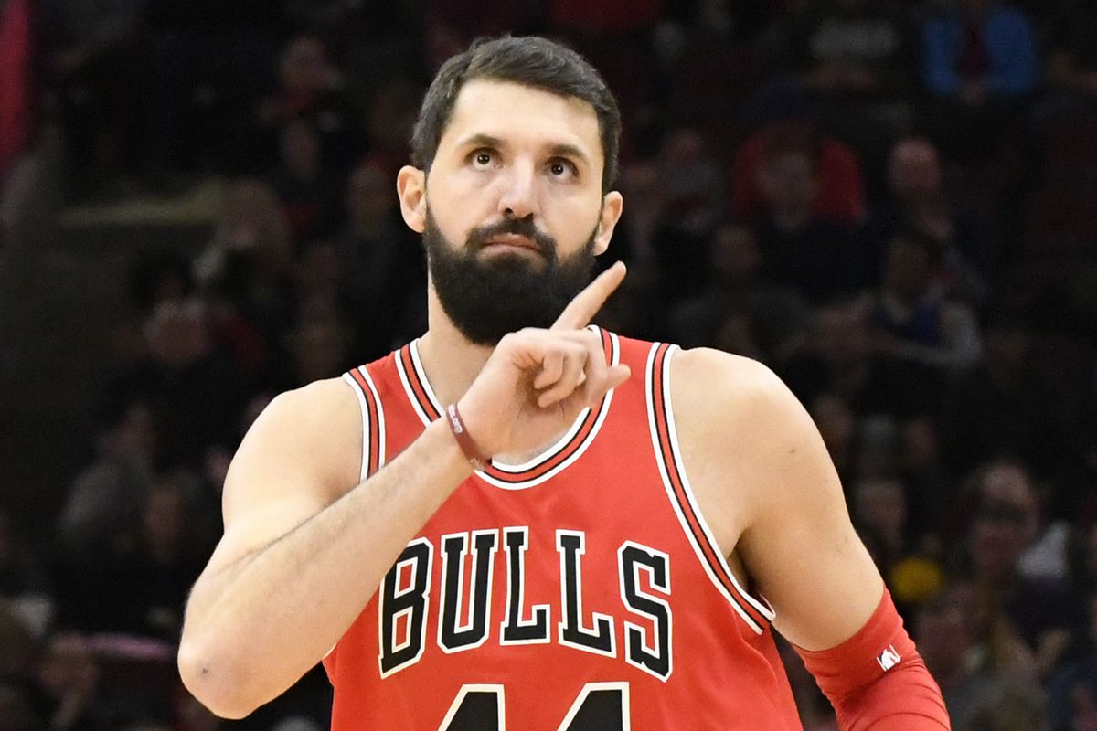 National Basketball Association  pocket book: Pelicans commerce for Bulls' Mirotic