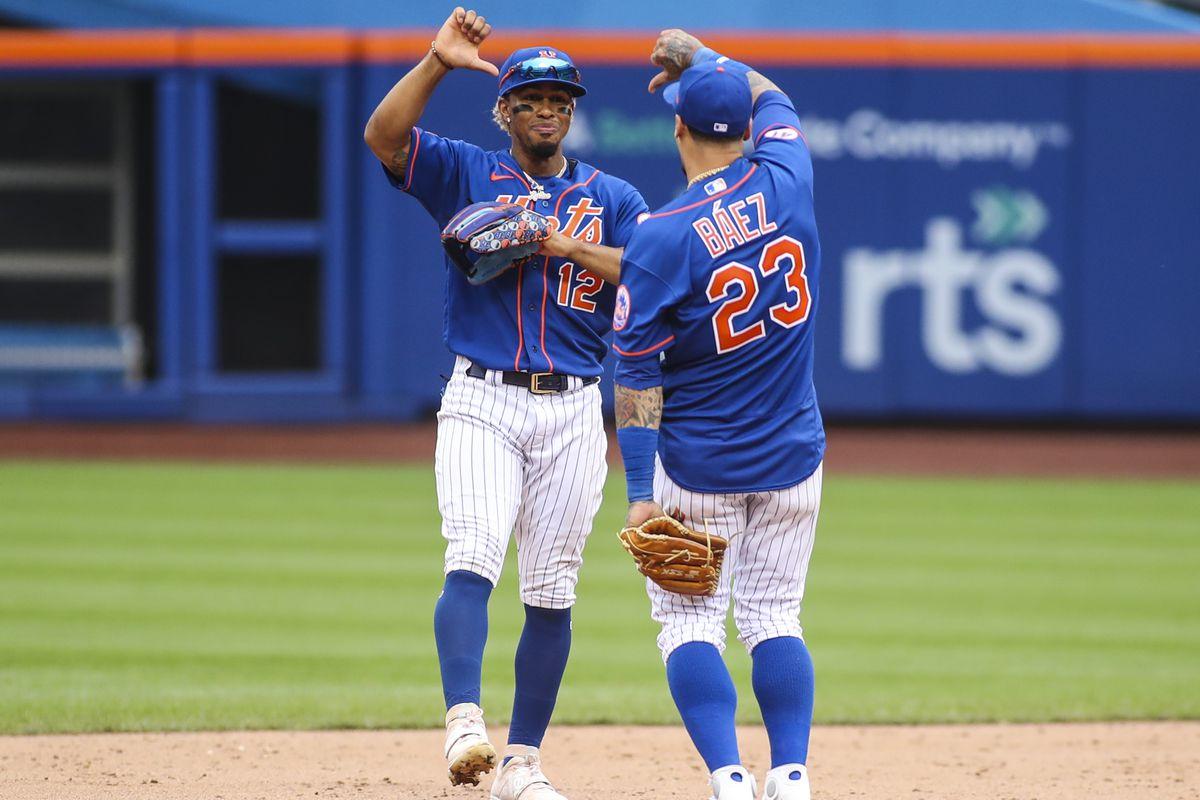 MLB: Washington Nationals at New York Mets