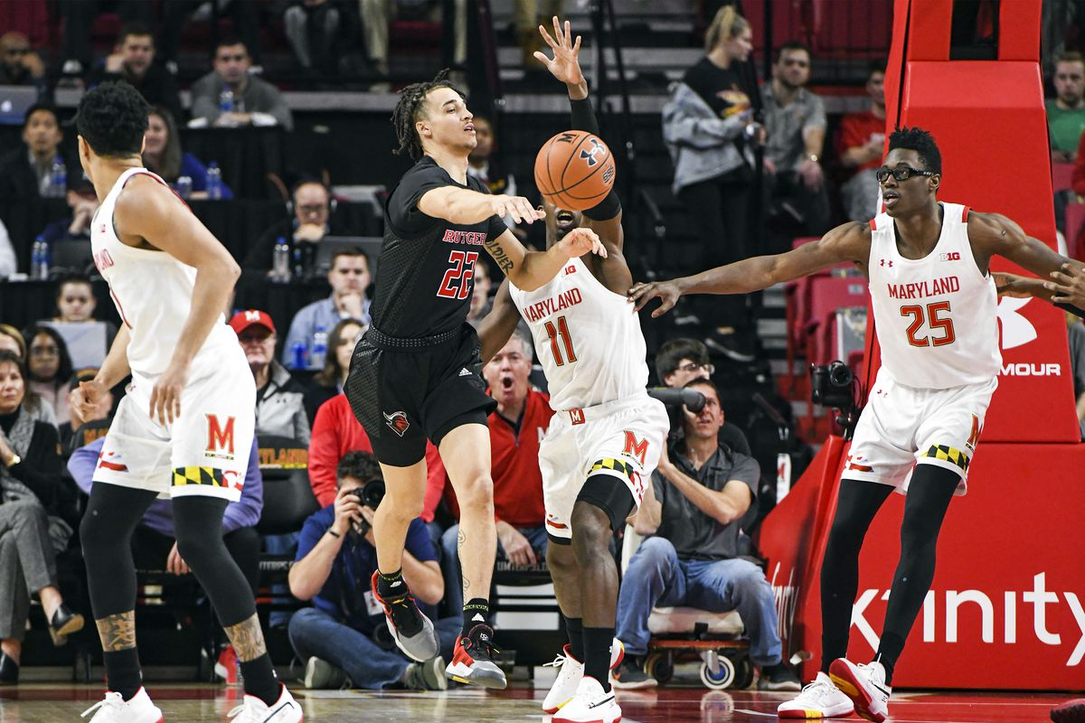 COLLEGE BASKETBALL: FEB 04 Rutgers at Maryland