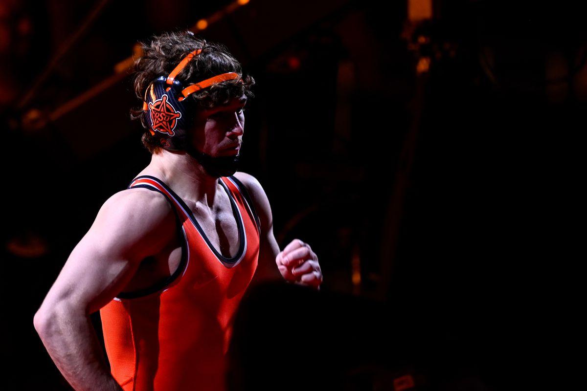 NCAA Wrestling: Wrestling Championships