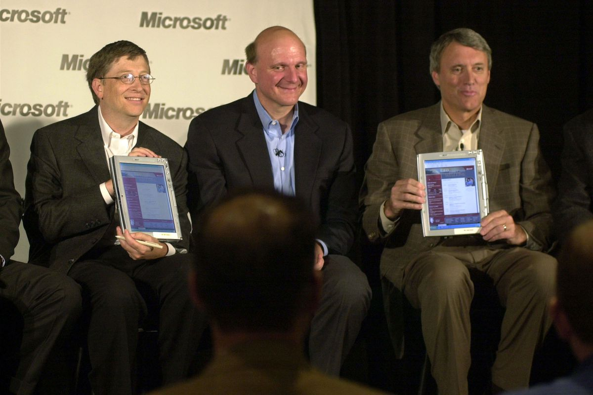 Microsoft has been trying to make tablets that work like PCs for more than a decade.