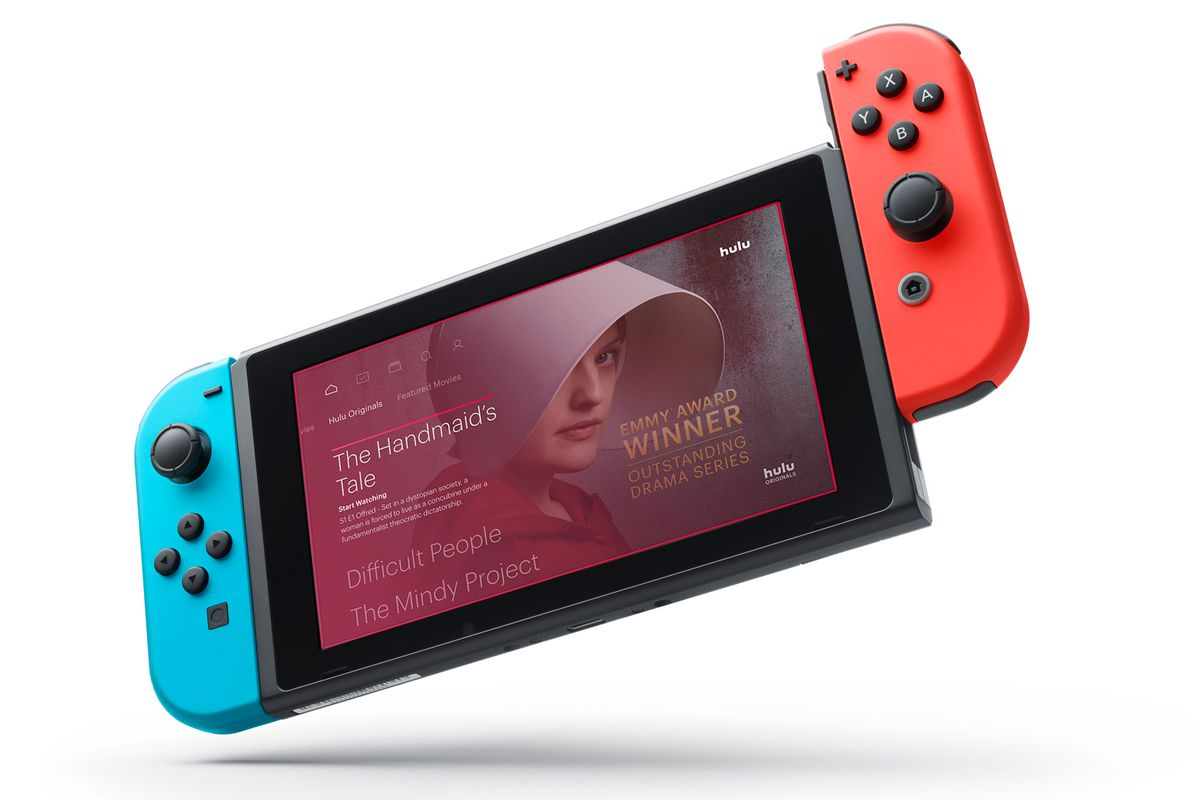 Hulu comes to Nintendo Switch eShop