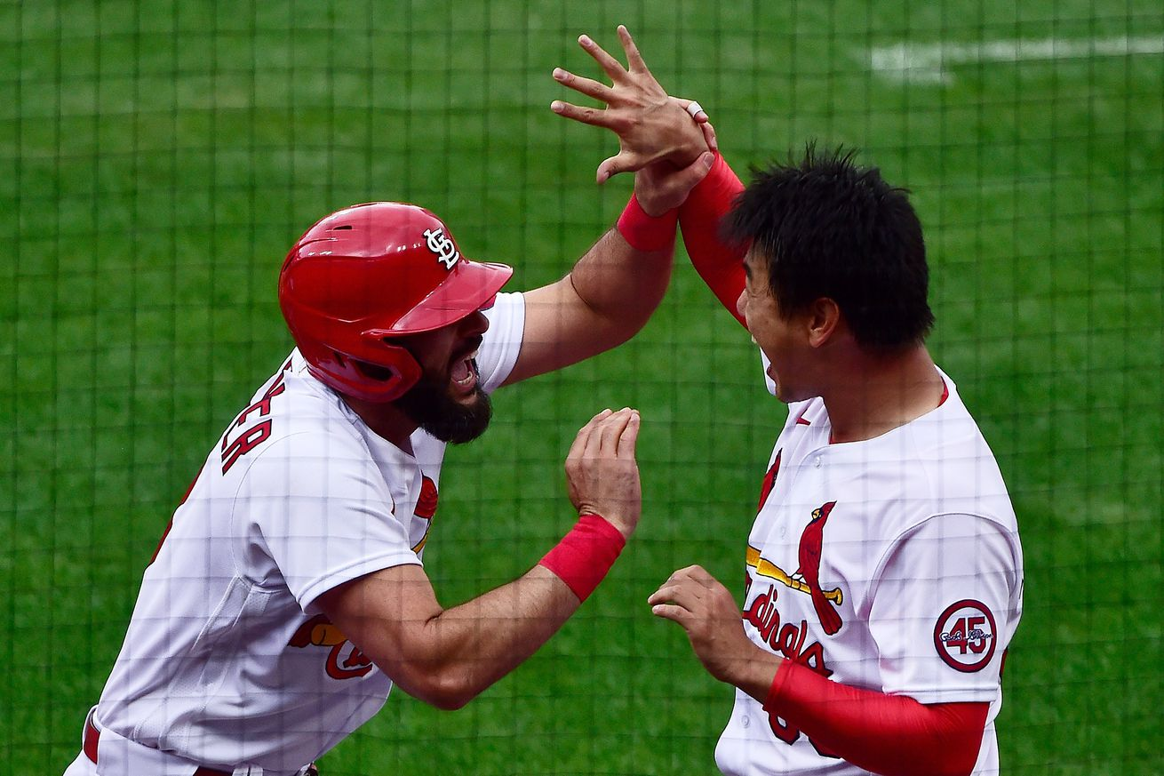 MLB: Philadelphia Phillies at St. Louis Cardinals