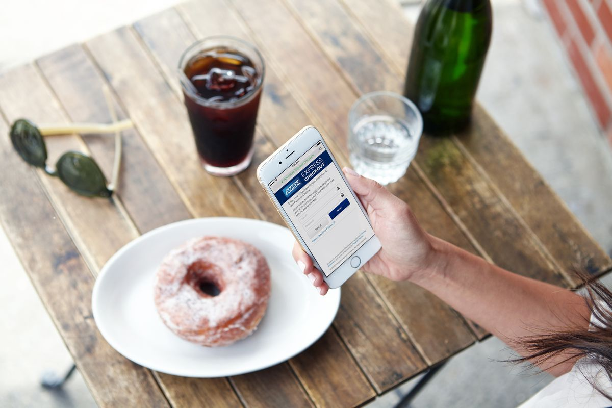 American Express Checkout >> American Express Launches Its Own Paypal Alternative Vox