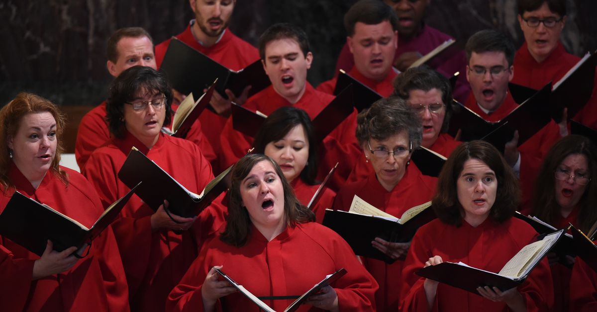 www.vox.com: Supreme Court considers if churchgoers have a right to sing indoors in a pandemic
