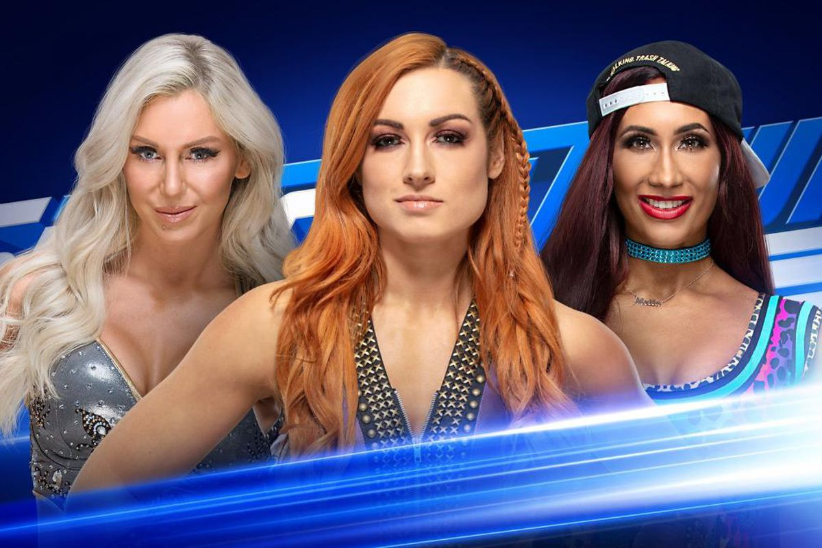WWE SmackDown Live Results (Jan. 8, 2019): Finding Top