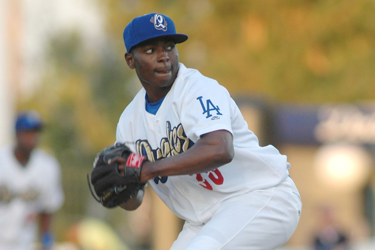 Jharel Cotton allowed seven runs in just four innings of work on Wednesday night for Oklahoma City.