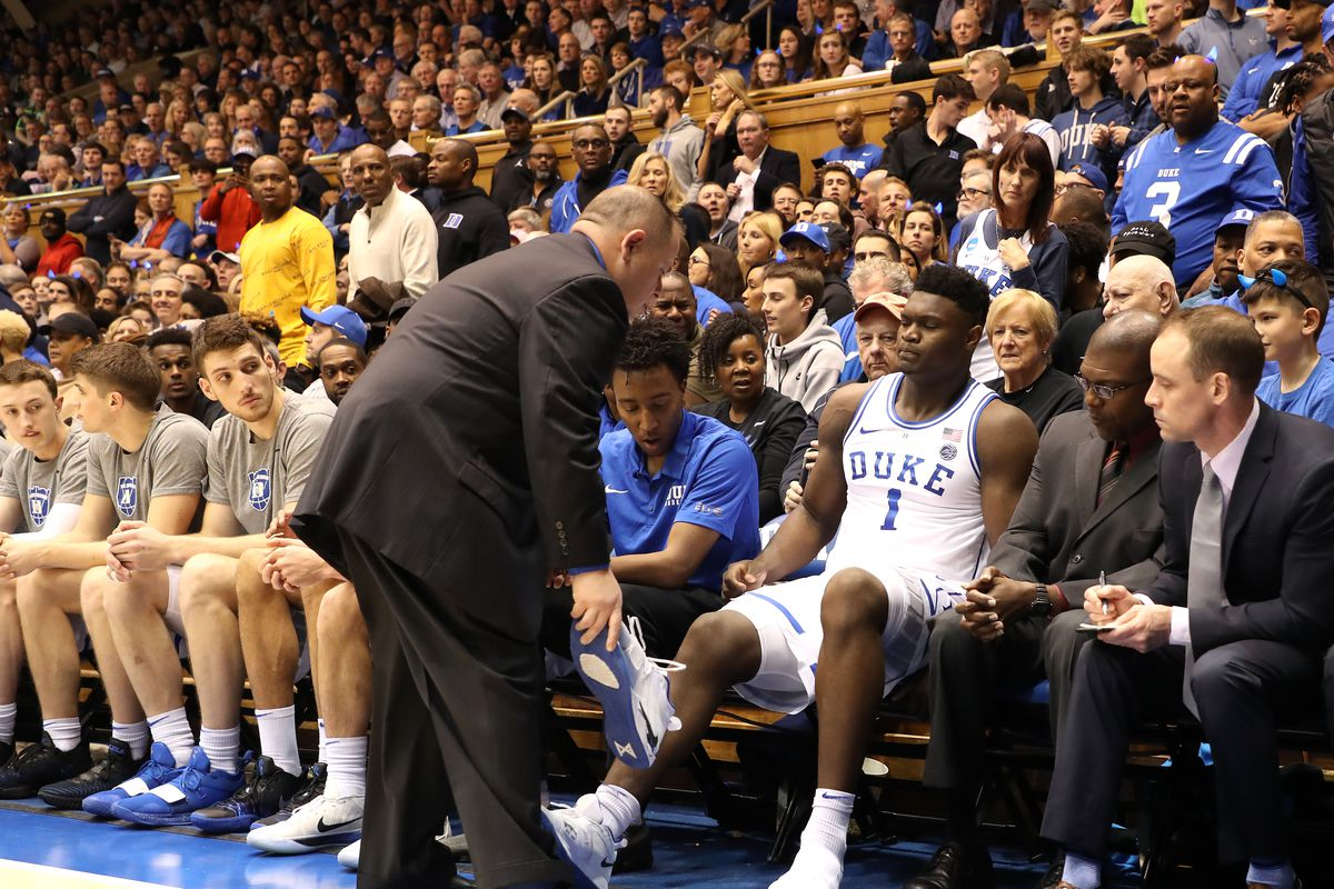 Duke Vs Syracuse Odds The Impact Of Zion Williamson S Injury On