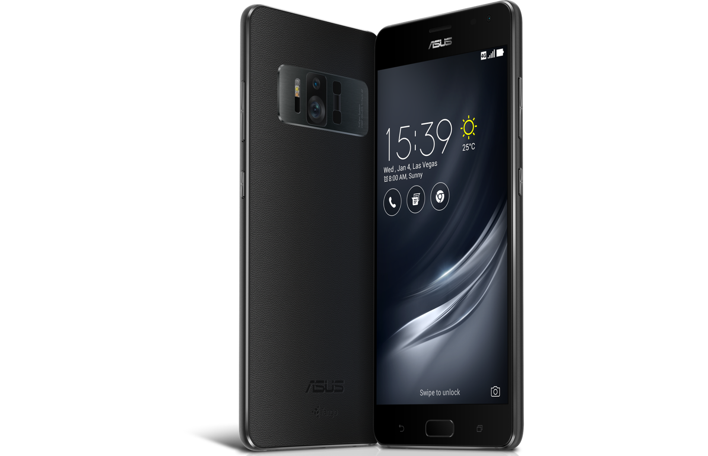 Asus' ZenFone AR has Google's augmented and virtual reality baked in