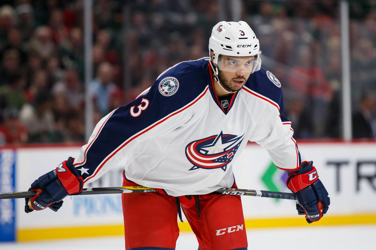 promo code a9fd5 d5f7f The Journey of Seth Jones to NHL All-Star - On the Forecheck