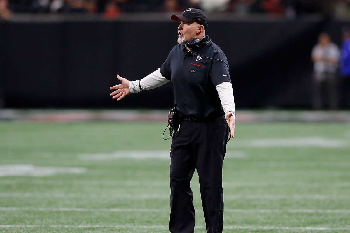 Dan Quinn Seems Likely To Finish Out The 2019 Season As Falcons Head Coach The Falcoholic