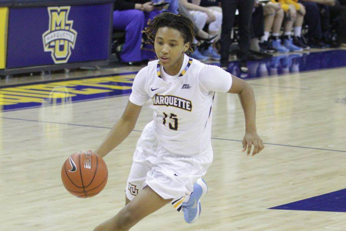 Amani Wilborn had six points, eight rebounds, six assists, and three steals against Butler.