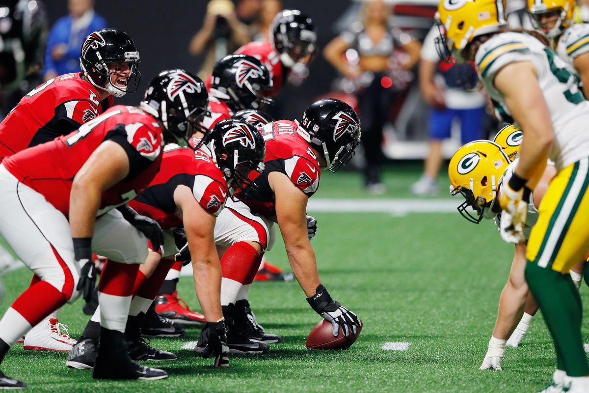 Green Bay Packers vAtlanta Falcons