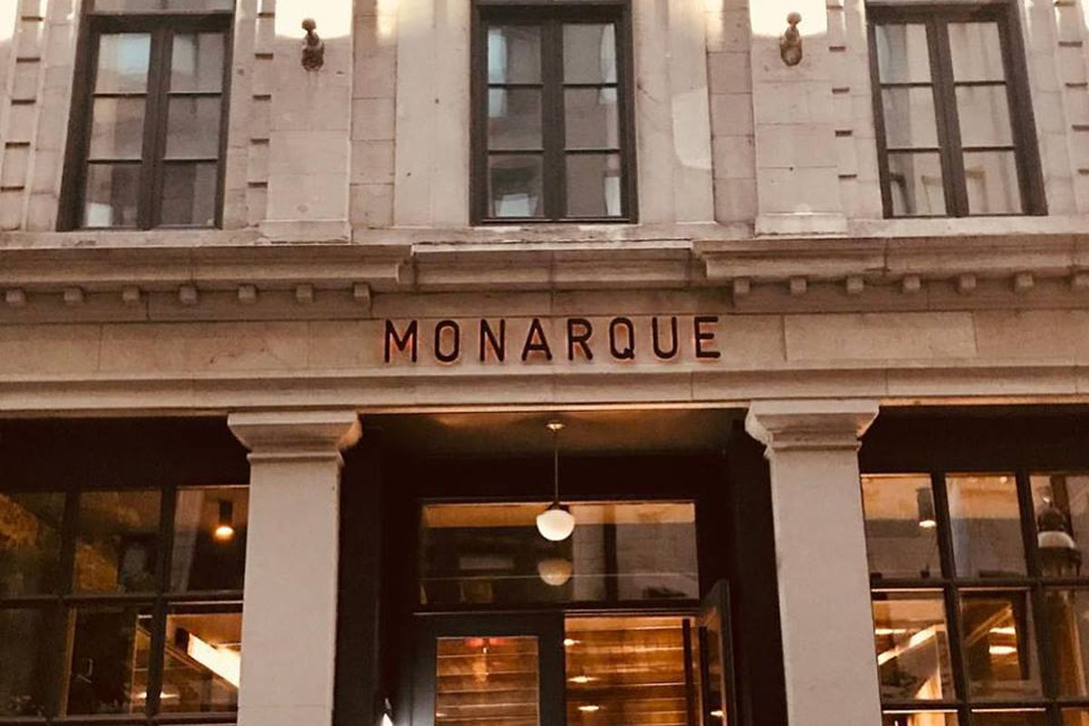 Monarque Arrives In Old Montreal From Lem 233 Ac Father Son