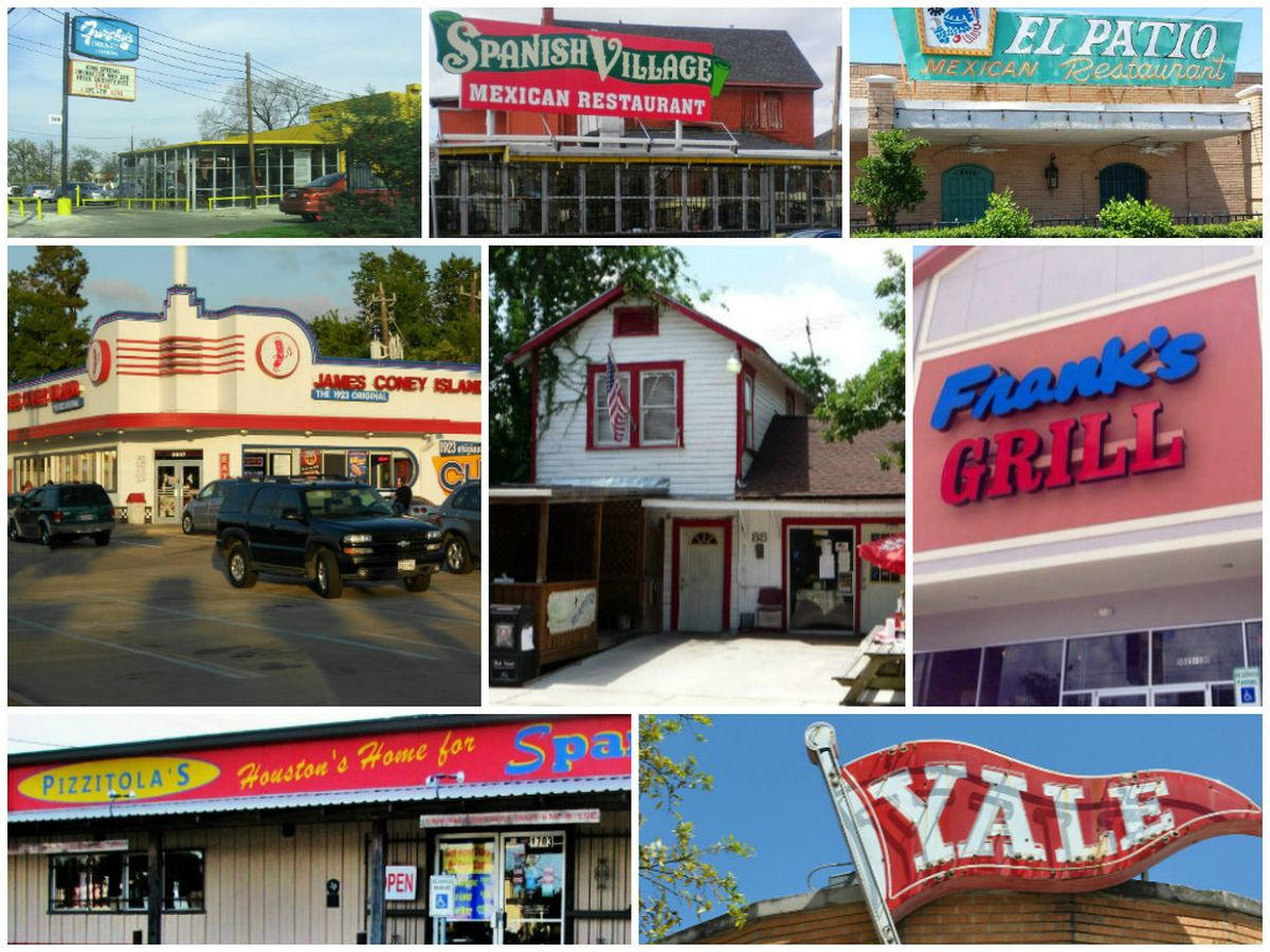 New Restaurants Pop Up All Over Houston Daily Some Close Within A Year While Others After Several Years Of Being The Hottest And Trenst