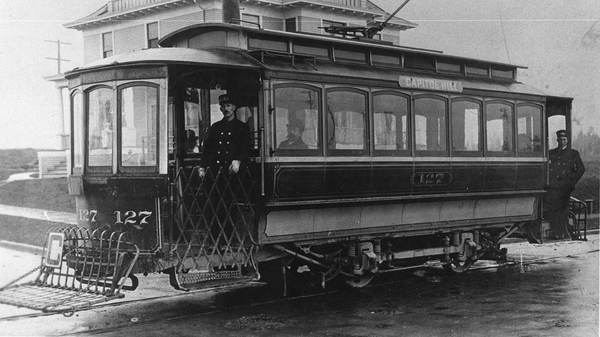 Seattle streetcars and trolleys: a brief history - Curbed Seattle