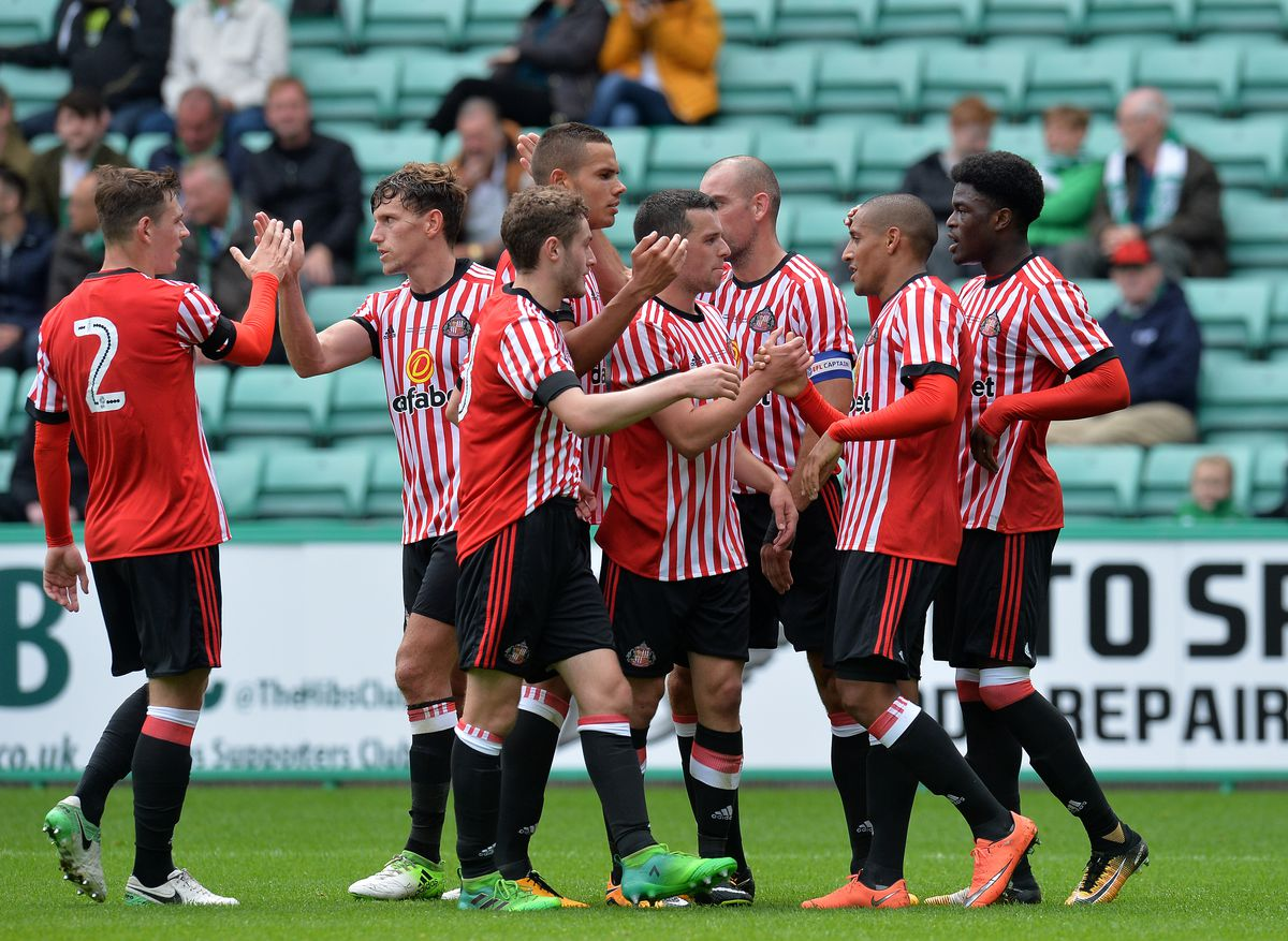 Hibernian v Sunderland - Pre Season Friendly