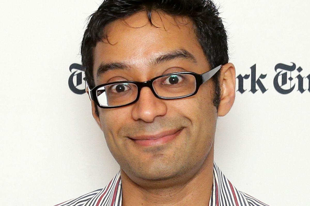 New York Times technology columnist Farhad Manjoo