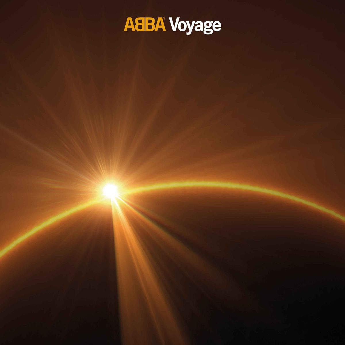 """This cover image released by Capitol shows """"Voyage,"""" by ABBA, to be released Nov. 5."""