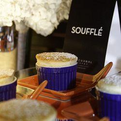 Souffles at Bacchanal Buffet.