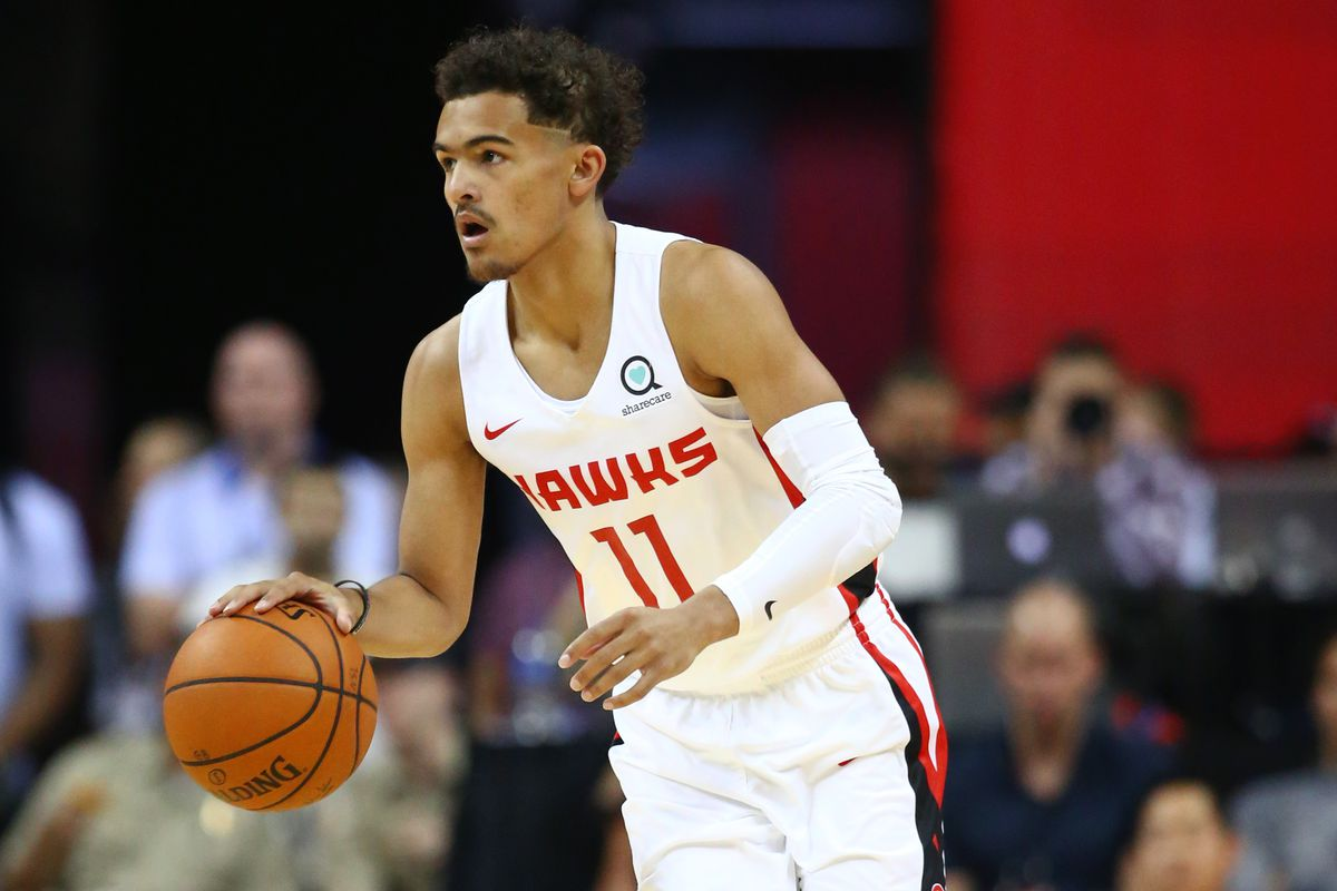 Atlanta Hawks 2018 2019 Player Preview Trae Young