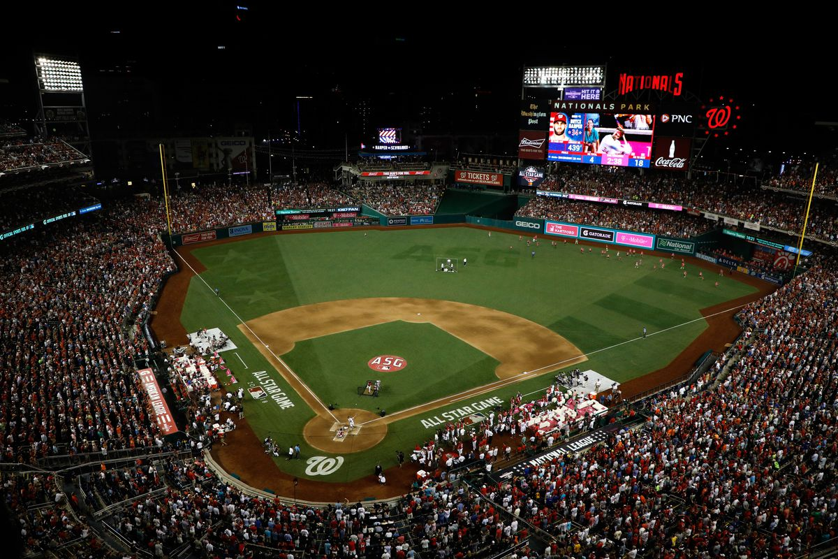 b8e1122b 2018 MLB All-Star Game GameThread - Nationals Park hosts the Midsummer  Classic.