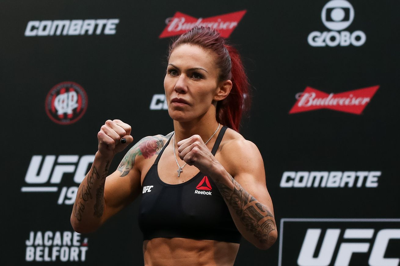UFC 214: Cris Cyborg slams 'irresponsible' Megan Anderson, expects more exciting fight against Tonya Evinger