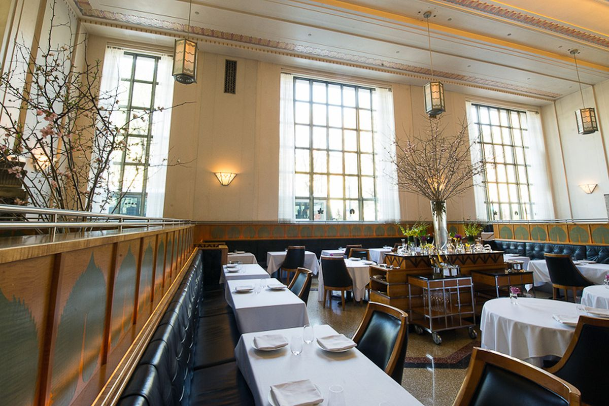 Eleven Madison Park Already Sold Out Of October Reservations Eater NY - Market table reservations