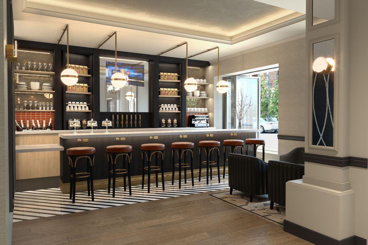 Claridge House Replaces Hotel Indigo New Eatery En Route