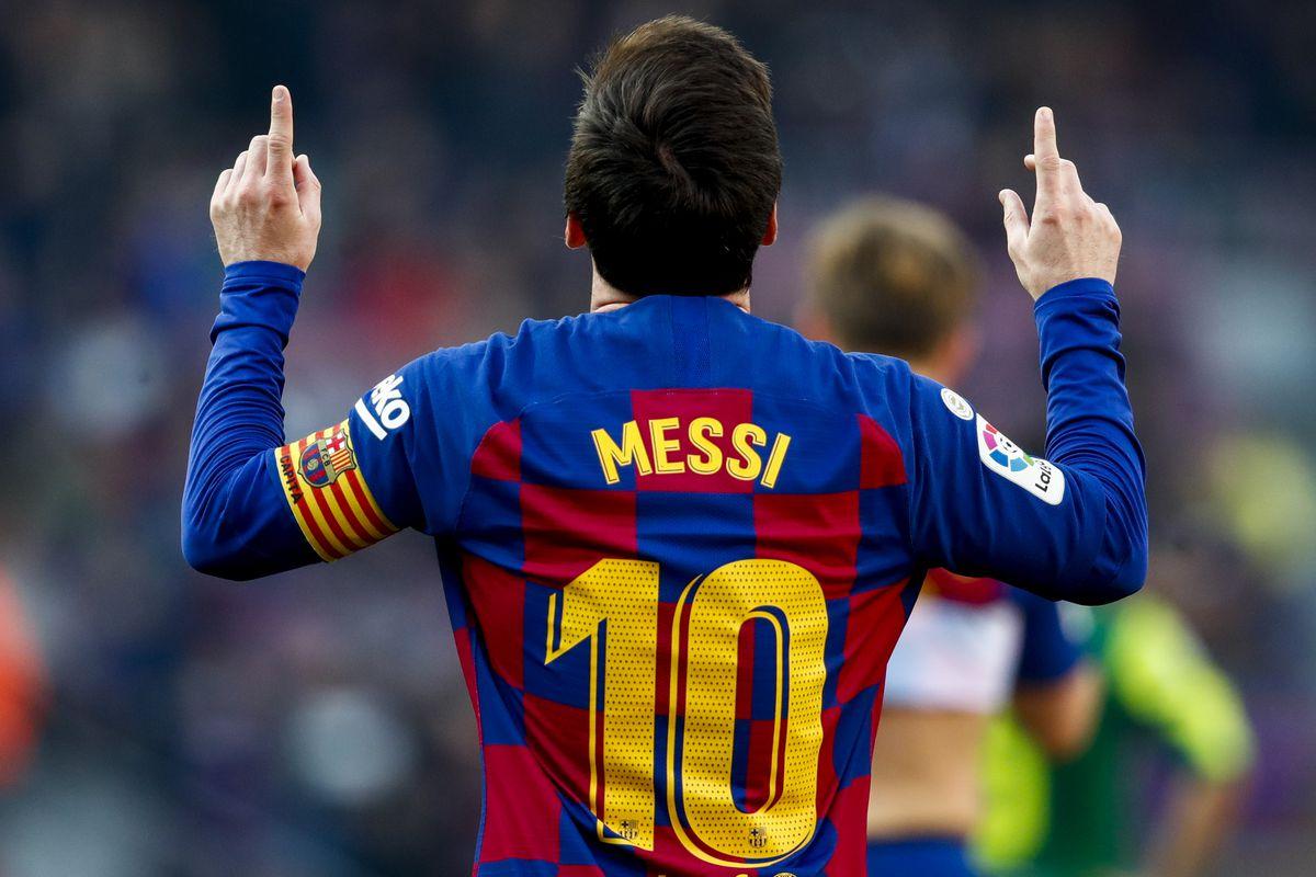 FC Barcelona v Eibar - La Liga Santander