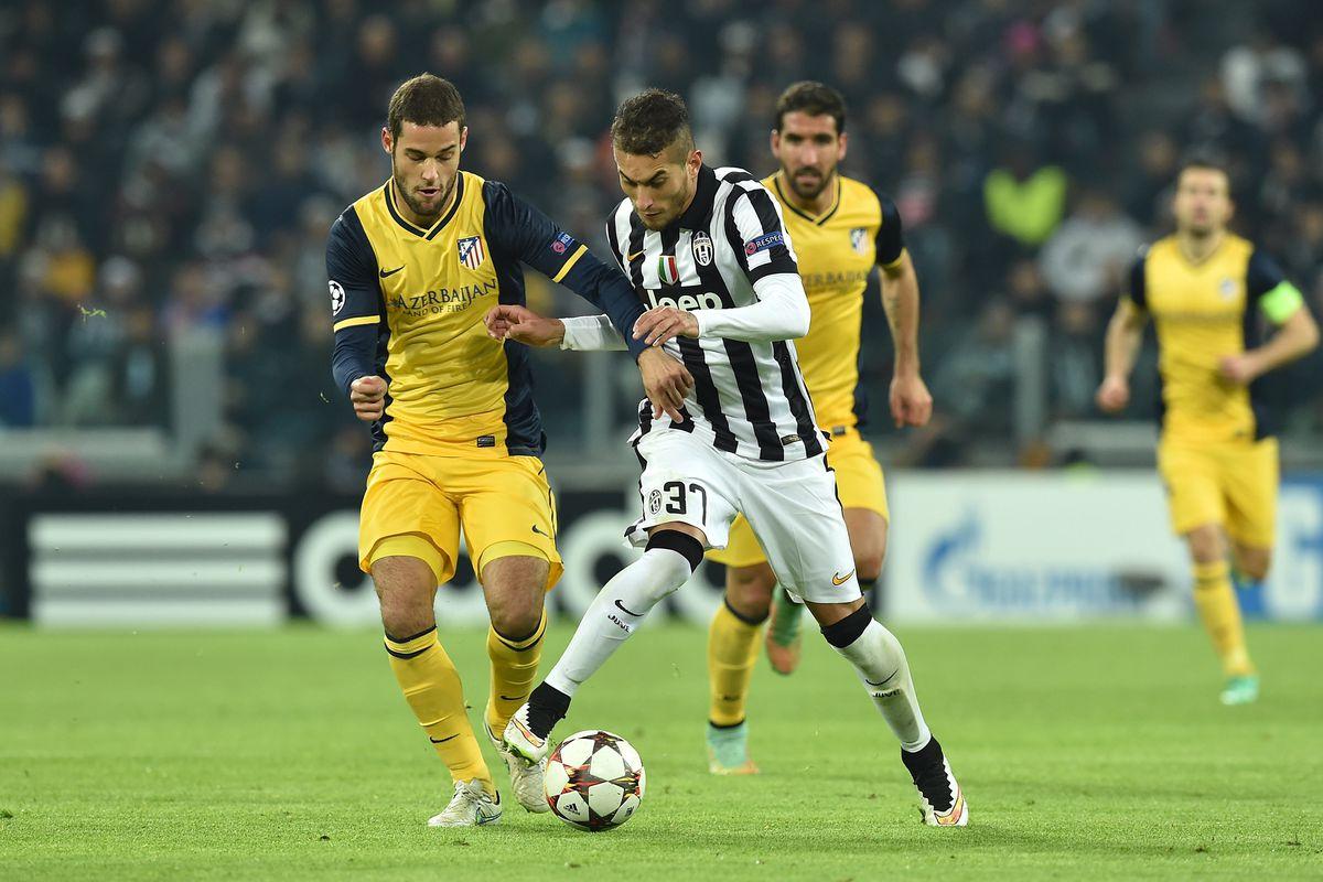 Juventus v Club Atletico de Madrid - UEFA Champions League