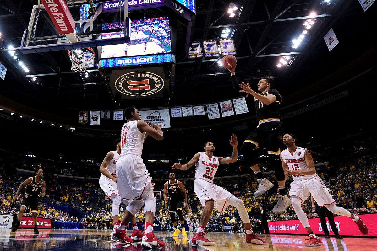 NCAA Basketball: Missouri Valley Conference Tournament-Wichita State Shockers vs Illinois State Redbirds