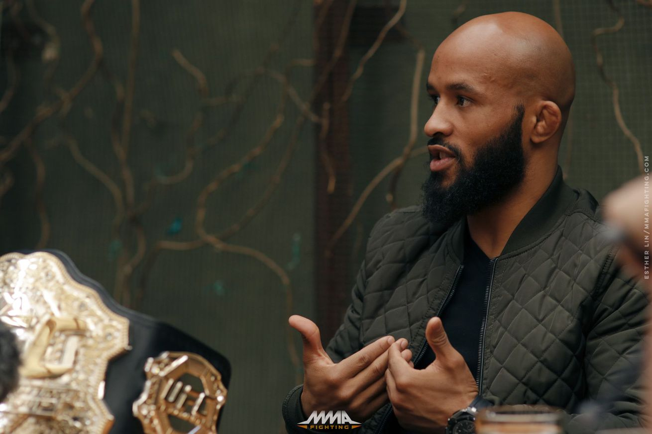 Demetrious Johnson annoyed he didn't get chance to 'give a f*cking presidential speech' after ESPY win