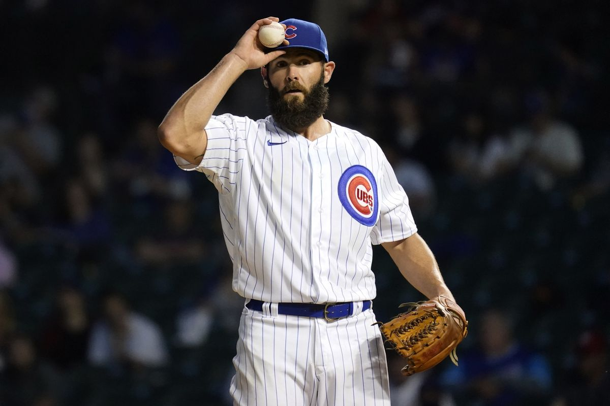 """""""I came out a little flat,"""" Cubs starter Jake Arrieta said. """"First and second inning were pretty good. Just was flat in the third, fourth, and fifth inning."""""""