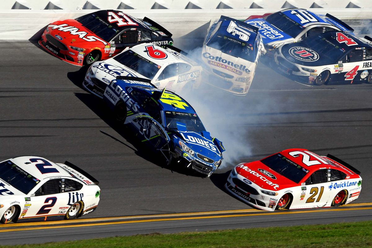 NASCAR mailbag: Why were there so many crashes in the Daytona 500 ...