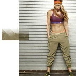 The Aaliyah-inspired pants.