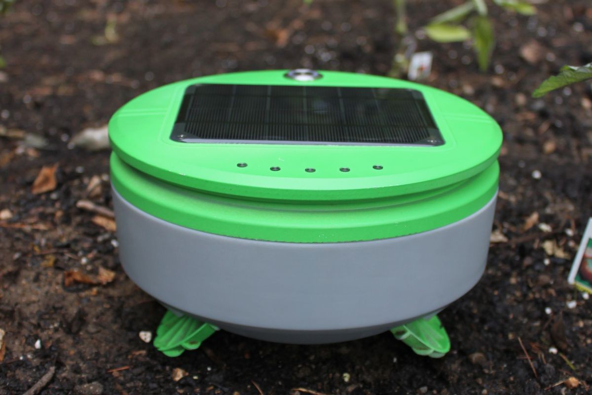 The Inventor Of The Roomba Just Launched A Weed Killing