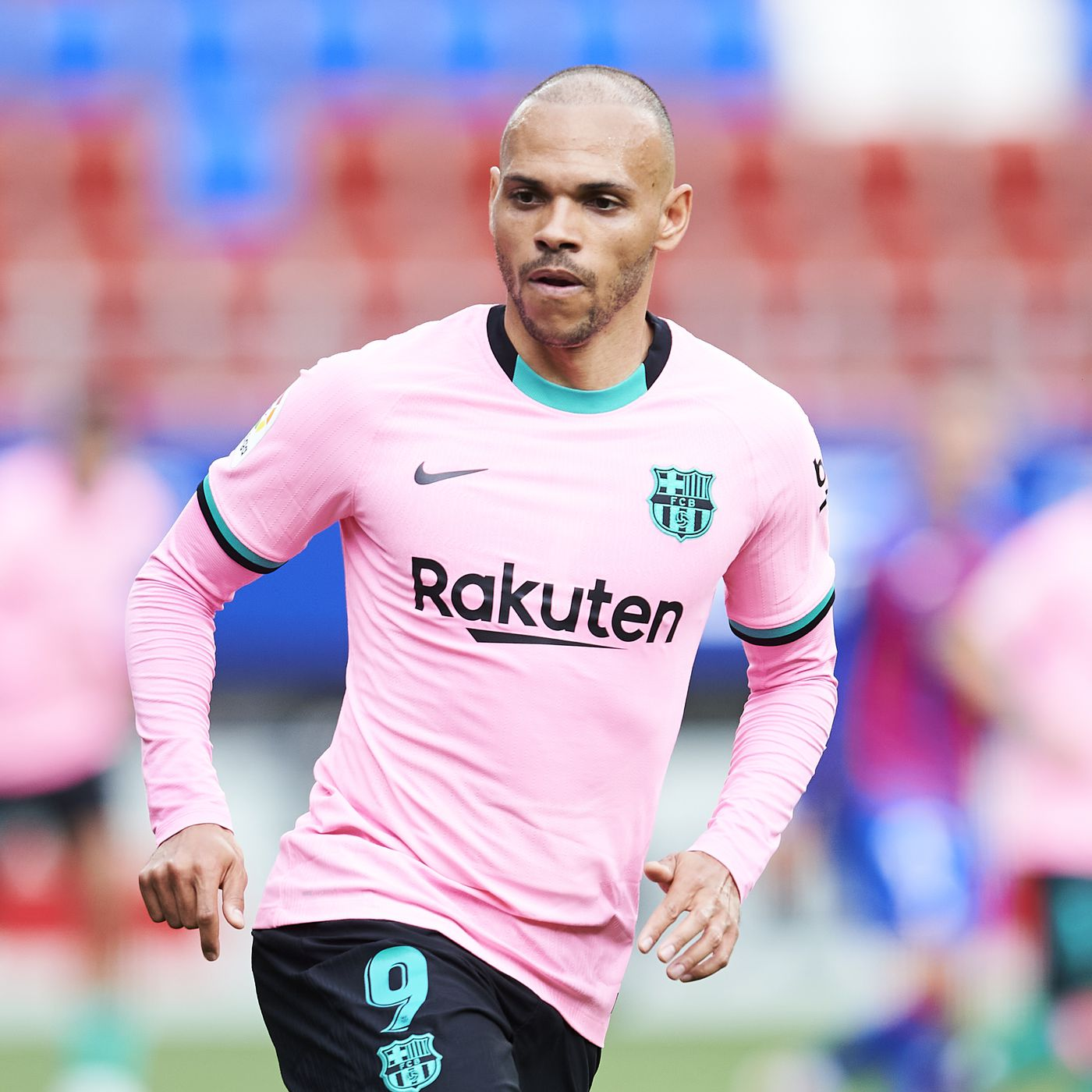 Martin Braithwaite intends to fight for his place at Barcelona - report -  Barca Blaugranes
