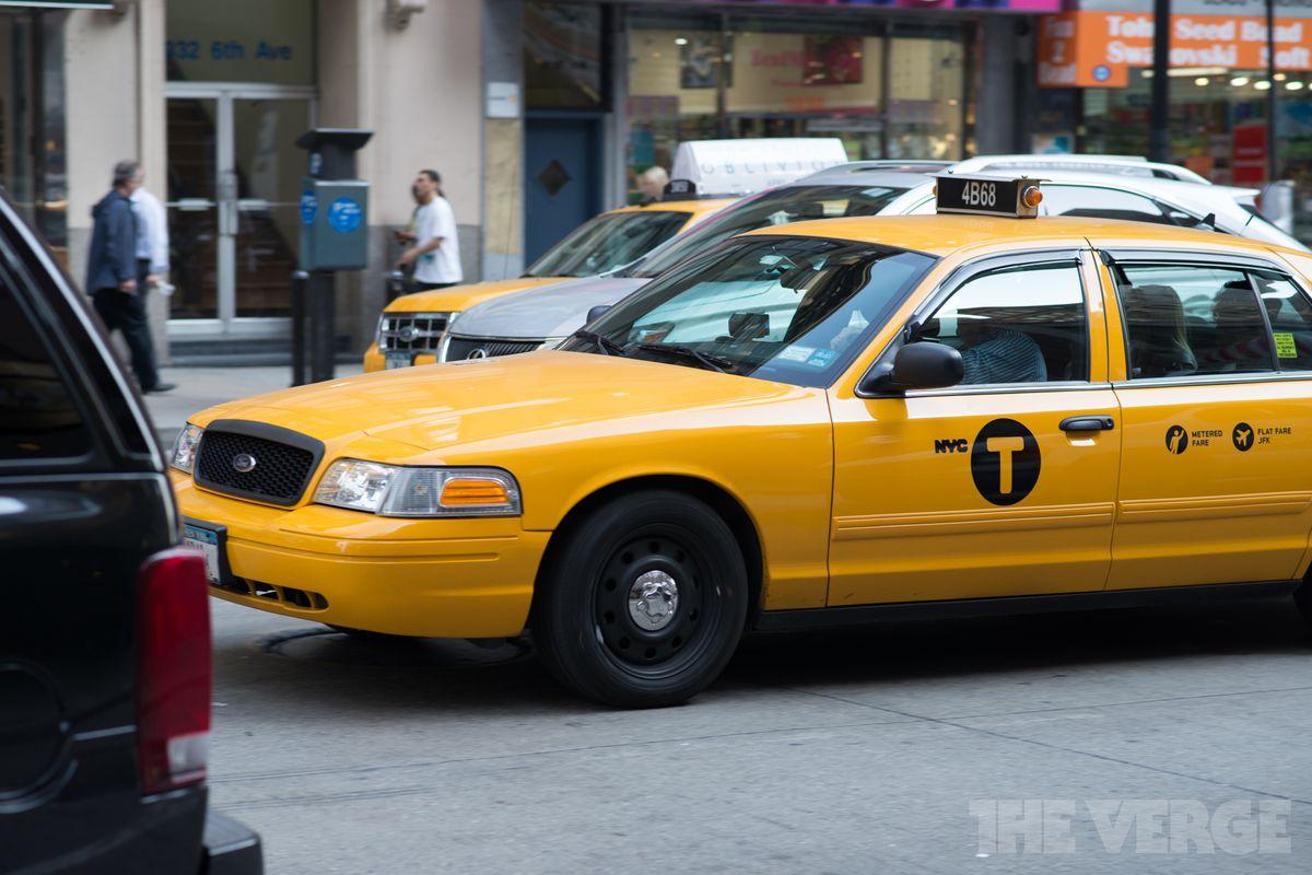 New York City Taxi TLC (STOCK)