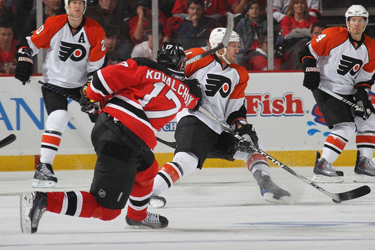Ilya Kovalchuk will keep firing pucks for the New Jersey Devils, but his contract is just another sham designed to circumvent the NHL's salary cap system.