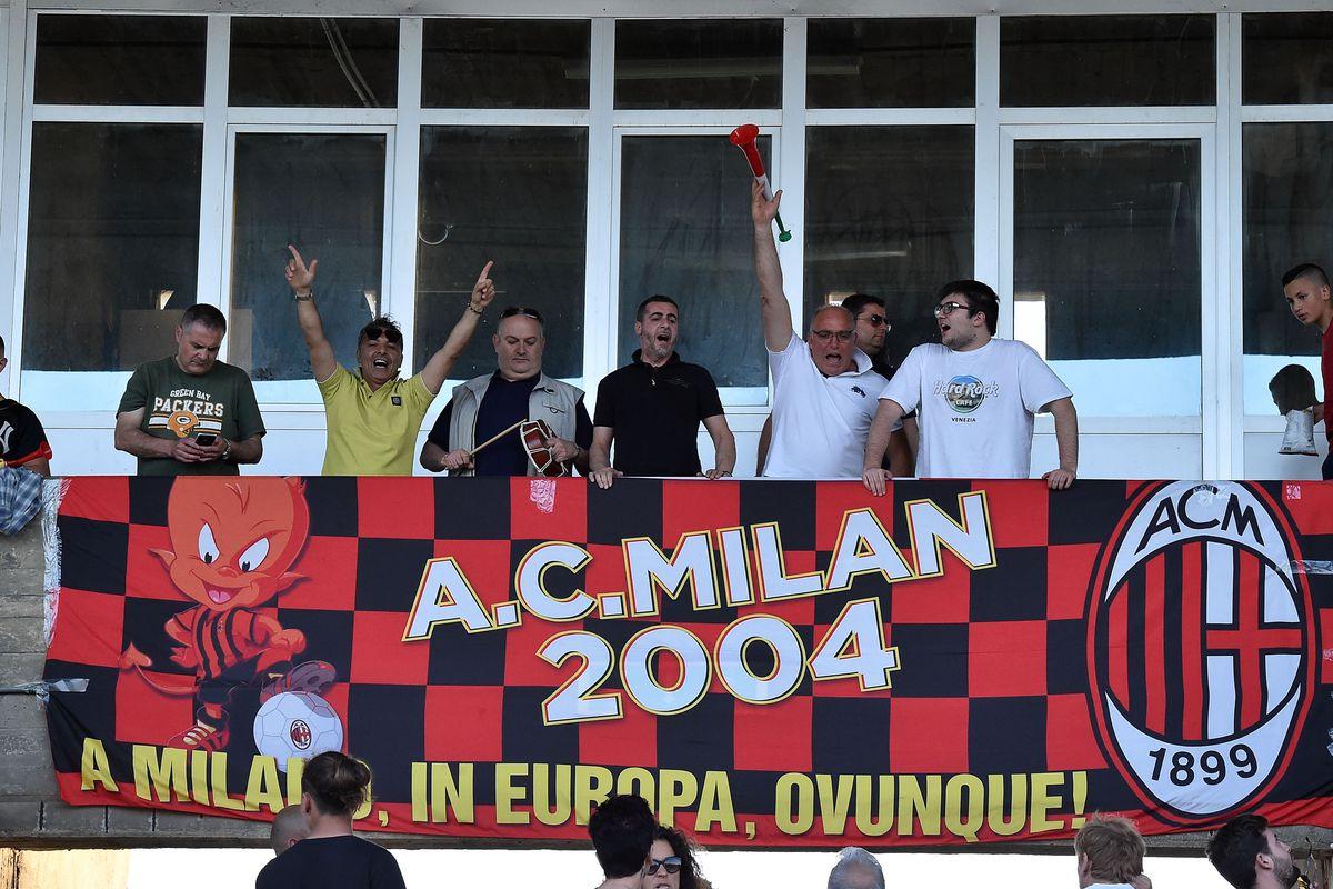 AC Milan U15 v AS Roma U15 - Serie A & B Under 15 Playoff Final